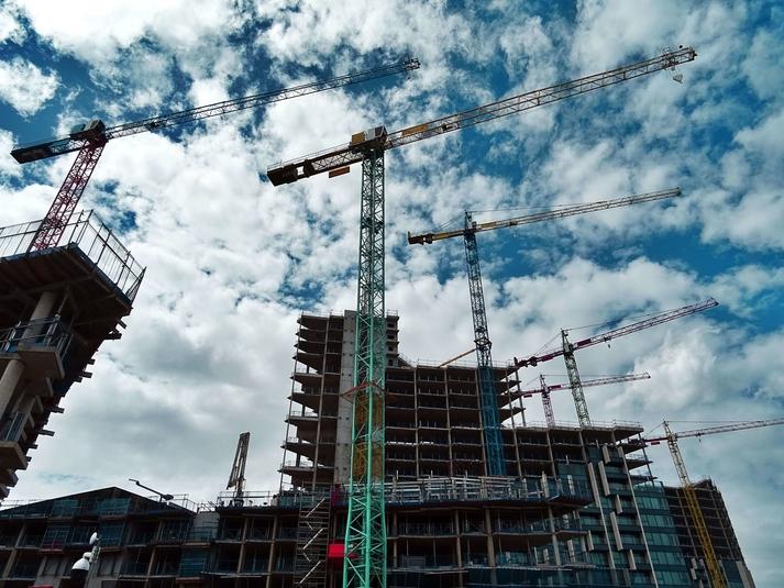 statybos pramone